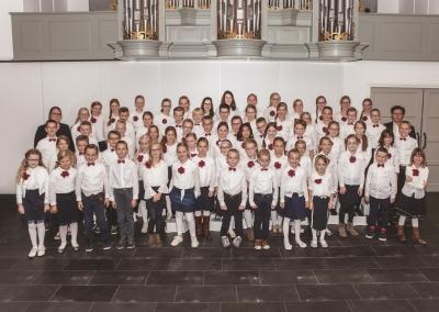 Jong Crescendo koor