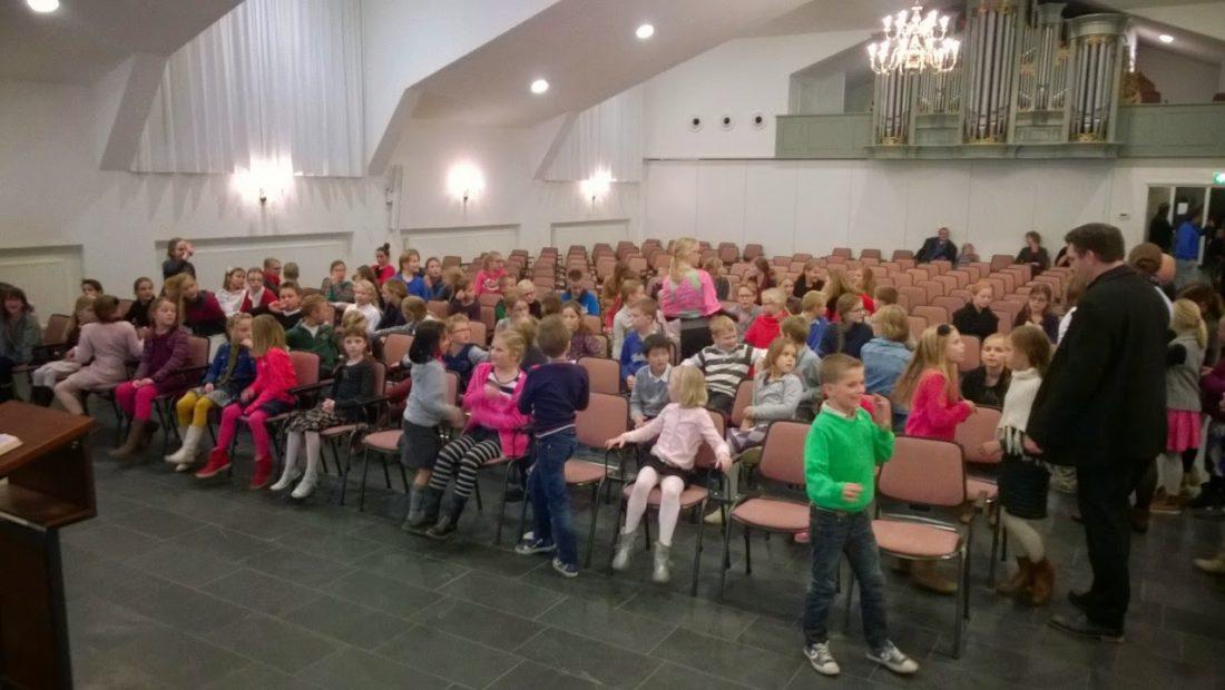 Interkerkelijk Jongerenkoor