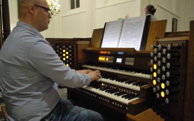 15 maart 2016: Generale repetitie Oude Kerk Ede