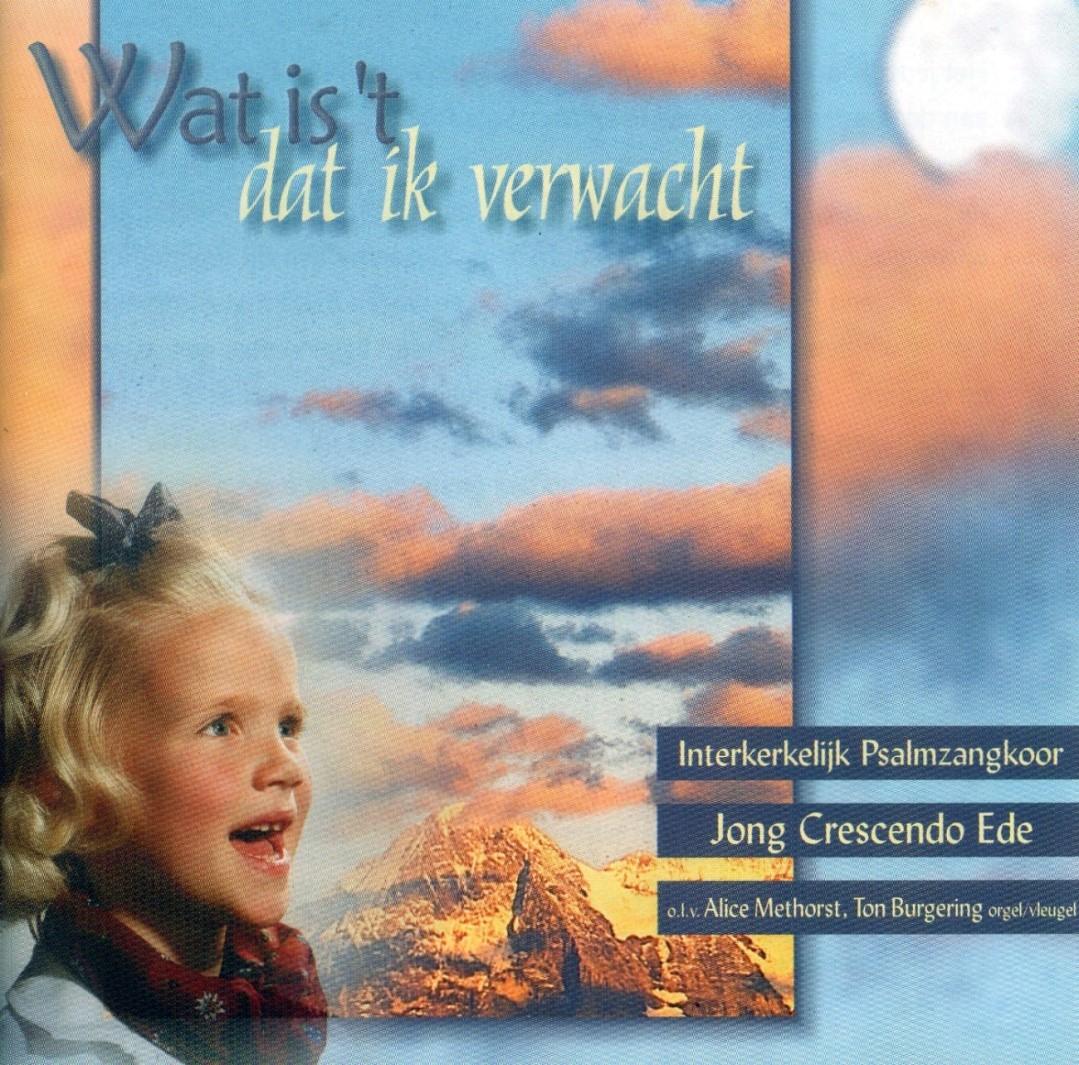 CD Jong Crescendo: Wat is't dat ik verwacht