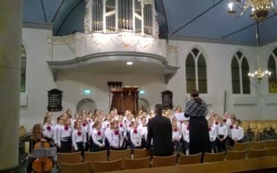 8 november 2014: CD Presentatie, Oude Kerk Lunteren