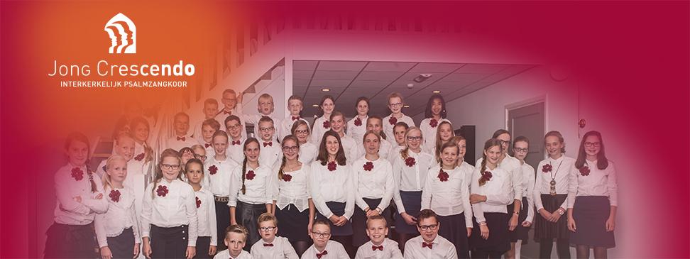 Jong Crescendo Ede - Interkerkelijk zangkoor