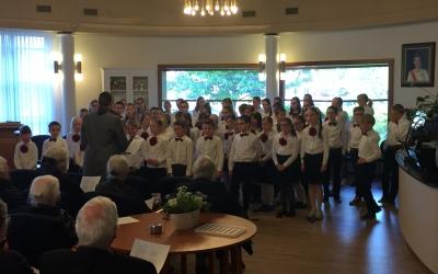 9 mei 2017: Zingen in Elim Barneveld